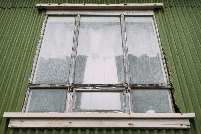 house window iceland humidity