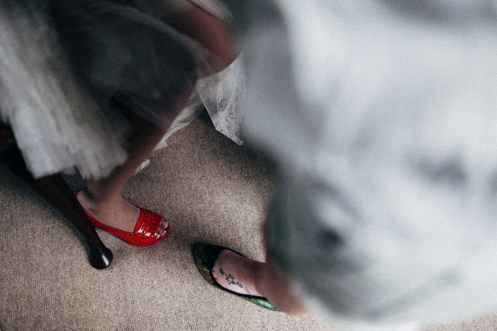 red shoes mark jakob bride