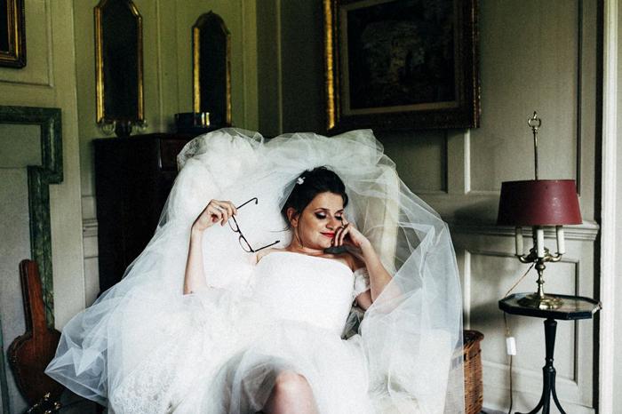 bridal portrait celestina agostino