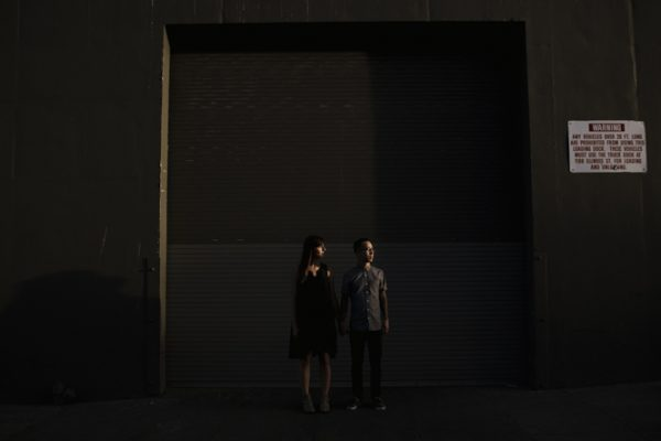Nichole & Will in Dogpatch - SF, soon on the blog...
