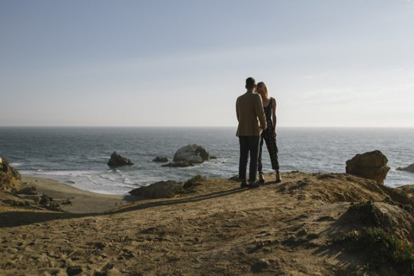 Gillian & Cameron - Sutro Baths wedding photographer