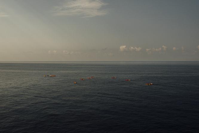 kayak ocean dubrovnik croatia