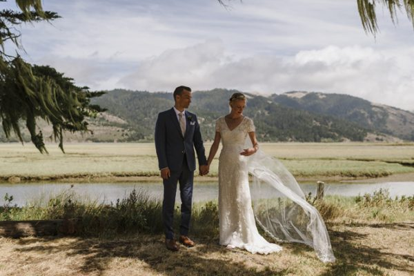 Gillian & Cameron - Bolinas Wedding Photographer