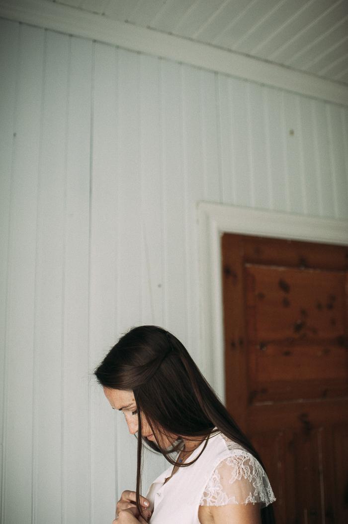 hair bride iceland