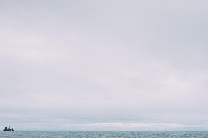 vik ocean iceland