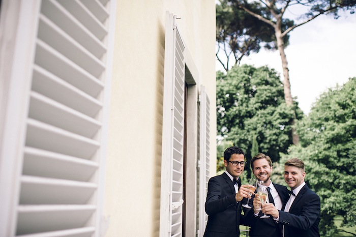 groomsmens champaign firenze