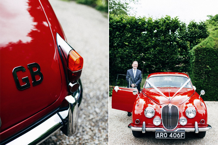 car wedding mg