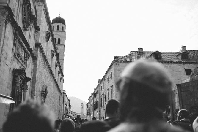streets old dubrovnik