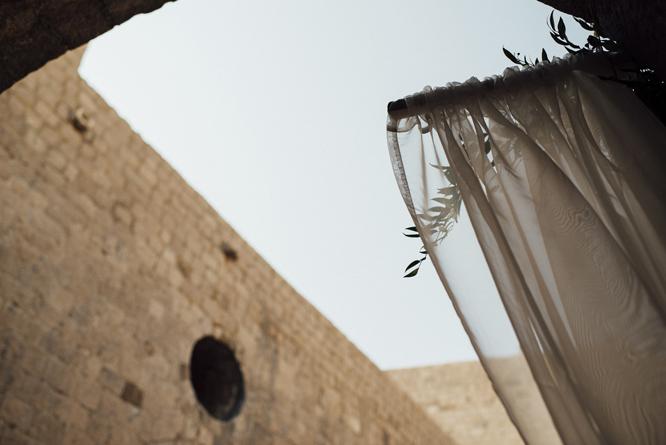 oliver ceremony fort lovrijenac