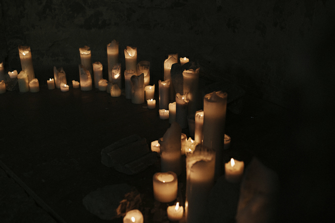 candles-wedding-london